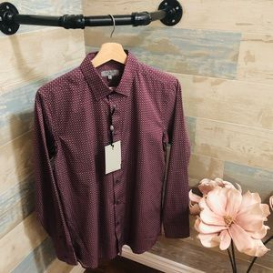 NWT Ted Baker London Shirt